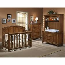 baby furniture images. Fascinating 3 Piece Wooden Baby Furniture Set Comprising Crib With White Bedding And Chest Of Drawers Plus Hutch Toys Storage Images