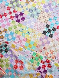 Nine Patch Checkerboard Quilt Tutorial Instructions on how to make ... & Nine Patch Checkerboard Quilt Tutorial Instructions on how to make a  checkerboard style 9 patch quilt Adamdwight.com