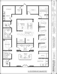 Appealing Executive Office Layout Examples Home Office Floor Plans Doctor Office Floor Plan