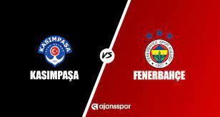 Kasımpaşa Fenerbahçe maçı canlı izle   Bein Sports 1 şifresiz bedava yayın  - Ajansspor.com