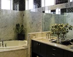 cost to remodel master bathroom. Bathroom:Master Bathroom With Huge Tub And Glass Shower Cost To Redo Remodel Master S