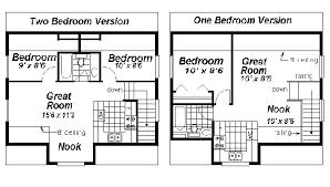 Cape Cod Garage Plan 98892 Level Two