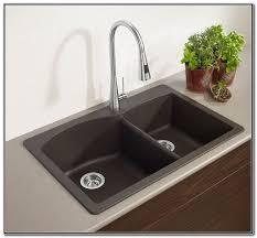 blanco silgranit kitchen sinks undermount