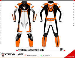 custom leather racing suits