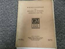 heavy equipment manuals books for detroit diesel detroit diesel gm 3 71 4 71 6 71 series 71 electrical