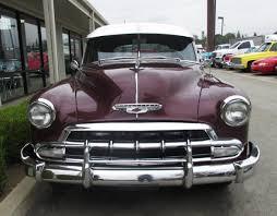 1952 Chevrolet Styleline Deluxe 4-Door
