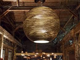Hanglamp Bol Wit Of Beige Design Groot Karton ø 163cm E27 Myplanetled
