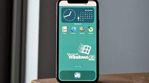 app icons and add widgets with iOS 14 ...