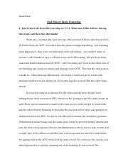 oral history essay jason gura and foreign policy oral  5 pages 9 11 essay trandscipt