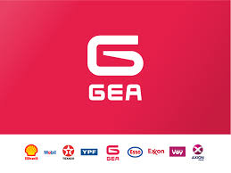Gas Station Logo Gea Gas Station Logo Design By Luciano Costilla Dribbble