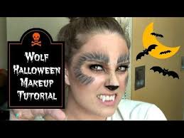 wolf makeup tutorial go watch and leave requests for another look you would like