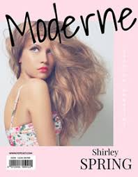 Magazine Cover Maker Make Your Own Magazine Covers Online Fotojet