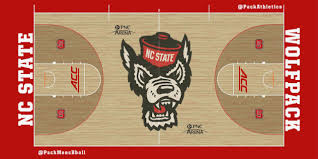 Rbc Center Seating Chart Nc State Basketball Look Nc State Unveils New Court Design For Pnc Arena