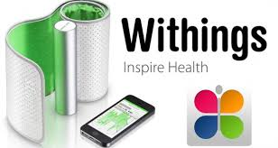 Image result for withings wireless blood pressure monitor
