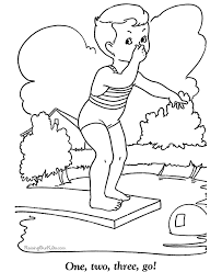 Small Picture Summer Coloring Pages Summer coloring sheets help kids develop