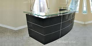 office receptionist desk. Office Reception Desk Modern Executive Desks Furniture Counters Inside Receptionist Decor