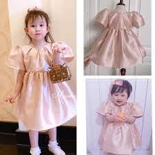Váy cho bé gái từ 1 - 8 tuổi, đầm thời trang trẻ em hàng thiết kế cao cấp  VNXK cho bé từ 6- 32 kg (v18)