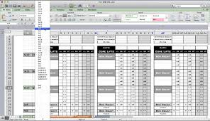 workout template excel pt fitness excel workout template from excel training designs youtube