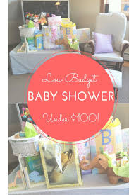 Baby Showers On A Budget Low Budget Baby Shower How To Host A Gorgeously Frugal Baby Shower