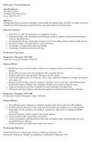 Radiation Therapy Resumes Free Resume Images