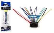 standard car audio & video wire harnesses for alpine ebay Alpine CDA 9851 Owner's Manual at Alpine Cda 9851 Wiring Harness
