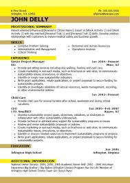 Most Recent Resume What Is A Chronological Resume Format Resume