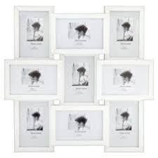 Wilko Photo Frame Multi Frame White 6inx4in