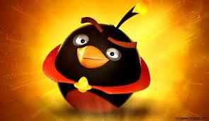 Angry Birds Space Bomb Bird