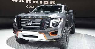 2018 nissan titan warrior. delighful nissan japanese pickup 20182019 nissan titan warrior concept presented by  american motorists under the detroit auto show in  pickup show car  for 2018 nissan titan warrior e