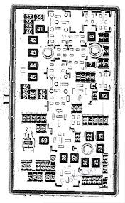 fuse box diagram saab 9 5 (2010 2012) Saab 95 Fuse Box Layout Fuse Box Wiring Diagram