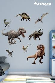 7 creative jurassic world bedroom decor jurassic world dinosaurs collection wall decals budgeting and