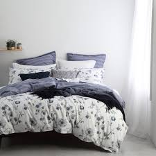 nicola white quilt cover set by logan and mason