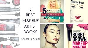 the 5 best makeup artist books to learn from and 2 to avoid