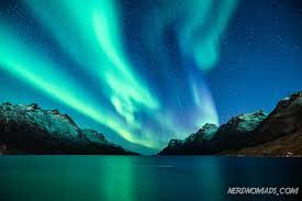 Stunning Northern Lights Chasing The Northern Lights In Tromso Norway 2020 Nerd