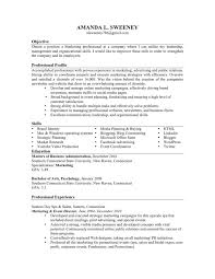 Sample Resume Construction Jobs Sample Resume Of Media Related