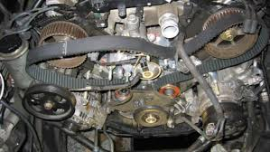 how to change the timing belt on the lexus ls 400 autoevolution Innova Timing Mark Innova Timing Mark #73 innova timing mark
