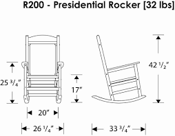 polywood presidential woven rocker black rocking chair dimensions tigerwood chairs garden outdoor little castle glider balcony