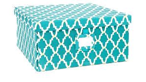 Cardboard Storage Box Decorative Decorative Storage Box Household Essentials Jumbo Canvas 30