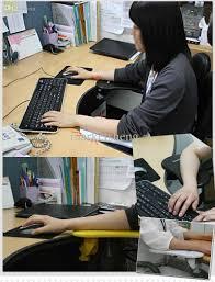 computer arm support rest chair desk armrest ergonomic mouse pad rest play