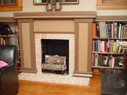 fireplace mantel shelf plan