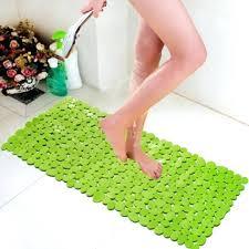 stone shower mat vinyl anti slip anti bacterial stone bath mat slip resistant shower mats powerful stone shower mat