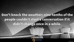 Weather Quotes 9quotescom