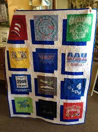 32 best Quilting Kits at The Quilt Corner images on Pinterest ... & T-shirt Quilt custom made by The Quilt Corner Adamdwight.com