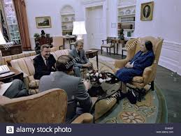 jimmy carter oval office. The Oval Office : Jimmy Carter, With Israeli Former Prime Minister Golda Meir 1977 Carter G