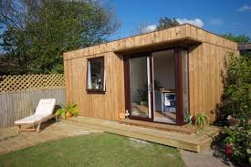 office garden shed. Lienne Garden Office Shed