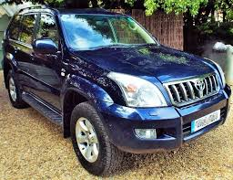 Toyota Land Cruiser Invincible Top Spec Auto Low Mileage Good ...