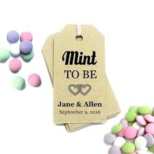 diy wedding favor s template mint to be editable template small printable favor s gift diy wedding favor s template