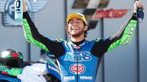 Bastianini è il campione della Moto2 - RSI Radiotelevisione svizzera