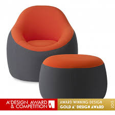 modern chair and ottoman. design details. name: omo modern chair and ottoman a