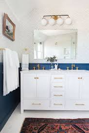 Emily Henderson Modern English Cottage Tudor Master Bathroom Reveal5 Edited